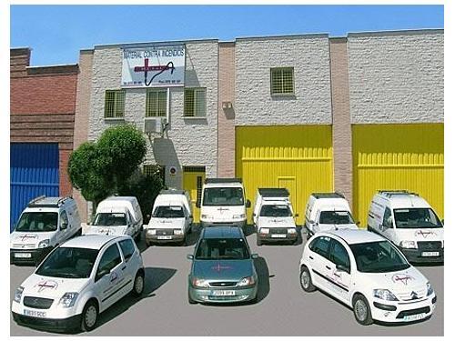 Fabricas y Oficinas Centrales