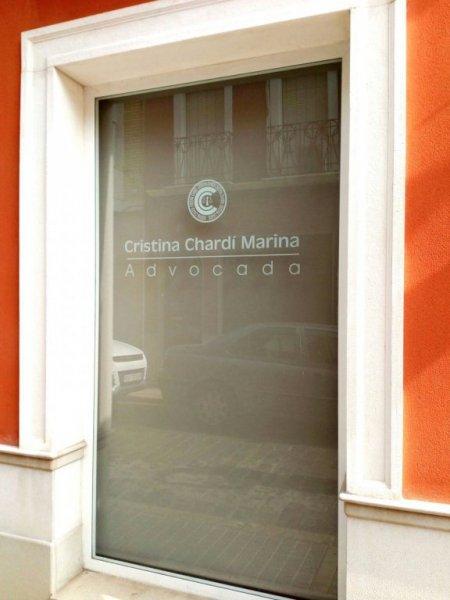 Cristina Chardí Marina Abogada