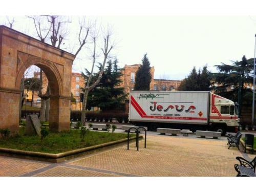 Mudanzas Jesús, mudanzas y guardamuebles en Salamanca