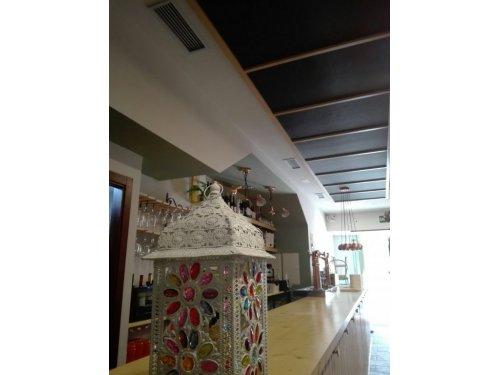 acondicionamiento acustico santiago restaurante