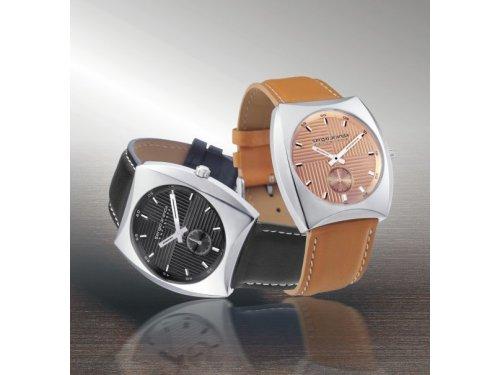 El reloj inspirado en las calles de Barcelona, diseñado por Sergio Aranda para su marca From Bombay to Ibiza