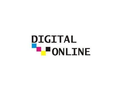 Logotipo Digital Online Impresión Copistería y Rotulación