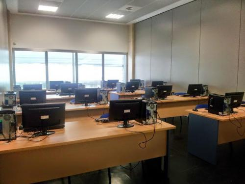 Aula Informática de Jefor