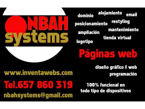 Nbah Systems Soluciones