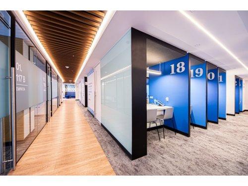 mamparas divisorias para oficinas by Stylewall