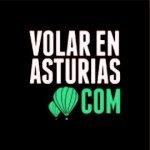 Logotipo de Volar en Asturias