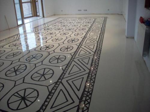 pavimento resina epoxy
