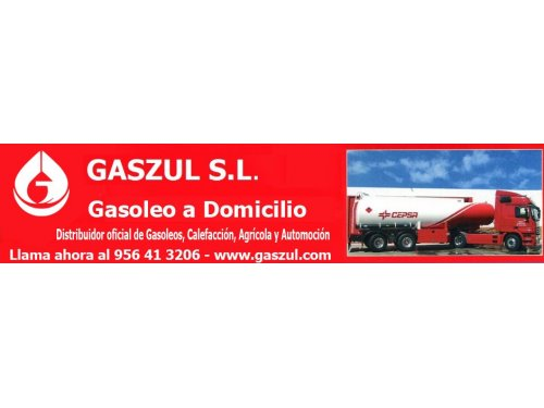 Gaszul   Gasoleos a Domicilio Cádiz