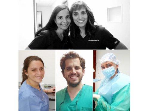 Equipo de Doctores especialistas