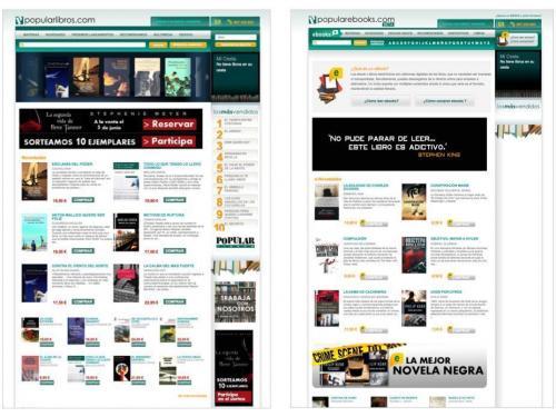 Nuestras webs de libros y de EBooks