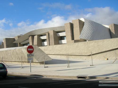 Palacio de congreso Magma. Playa de las américas, costa Adeje en tenerif