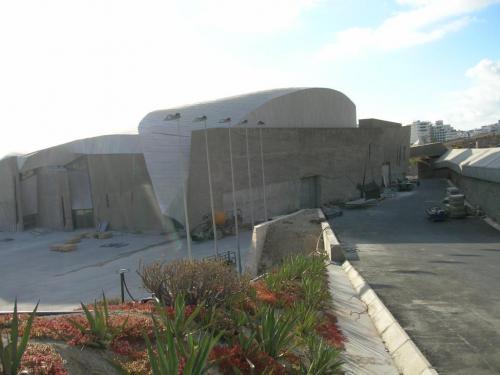 Palacio de congreso Magma. Playa de las américas, costa Adeje en Tenerife