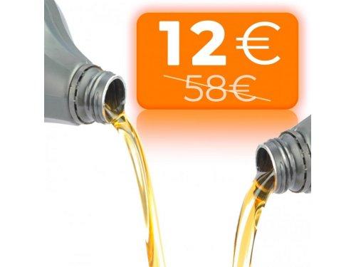 Precio aceite para coche