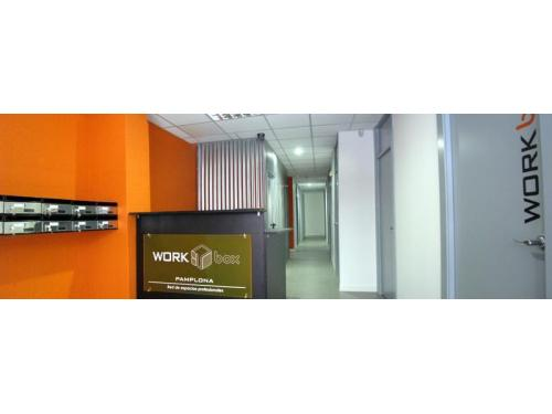 WORKbox Pamplona entrada