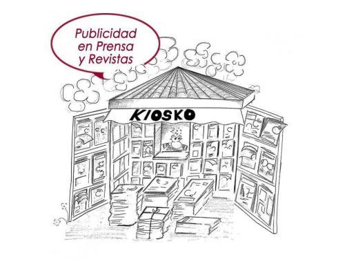 Anuncios en periódicos y revistas