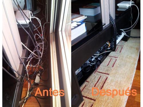 Reorganización de cables 2