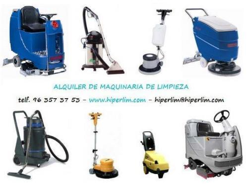 productos de limpieza maquinaria de limpieza