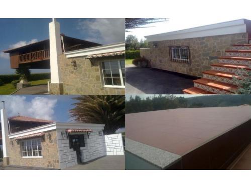 Rehabilitación casa en Asturias