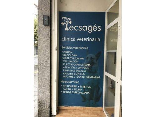 Tecsages Clínica Veterinaria