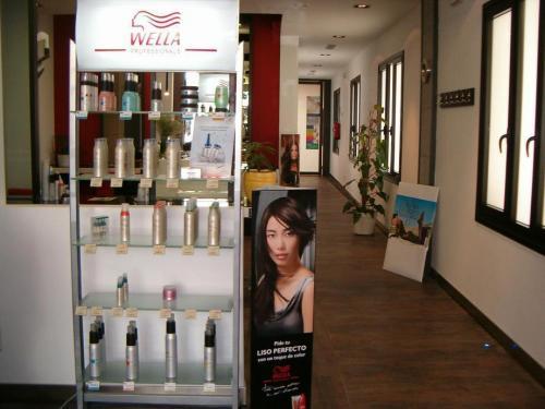 Area de peluqueria.