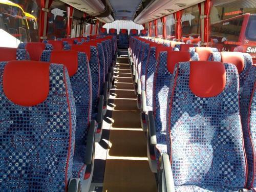 Interior bus 55 SELECTA