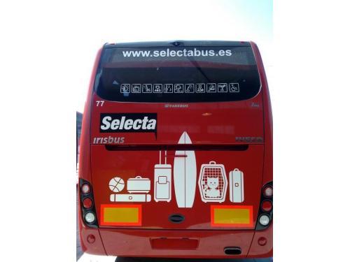 Bus 55 plazas 2 SELECTA