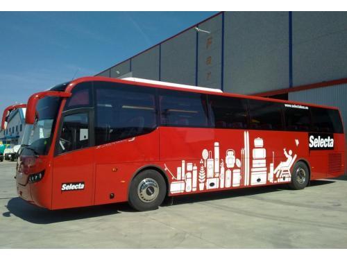 Bus 55 plazas SELECTA