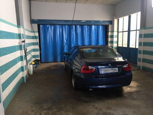 Interior lavadero de coches don benito