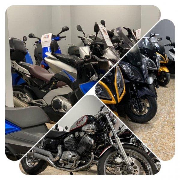 Taller de motos Gijón
