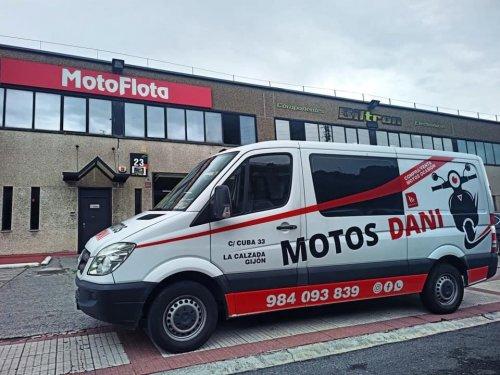 Taller de motos Gijón Motos Dani
