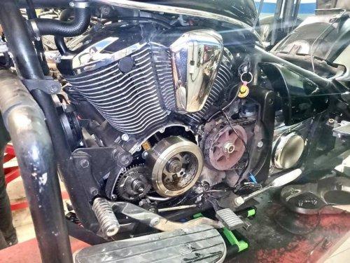 Reparación motor moto Gijón Motos Dani