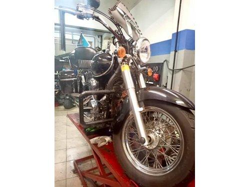 Reparación moto clásica Gijón Motos Dani