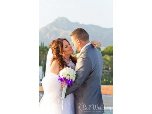 Boda Española en Marbella - Fotografia y Video por Sol Wedding