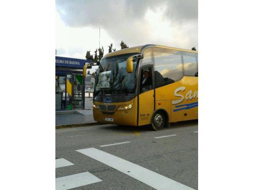 Autocares Sanalón