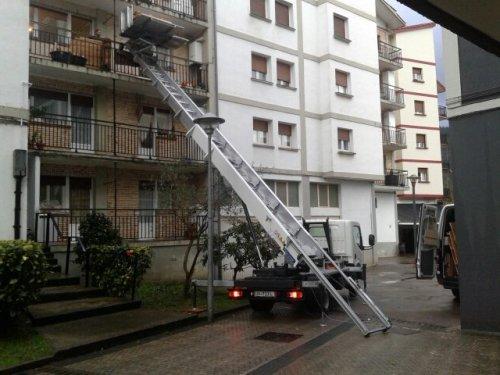 camion elevador