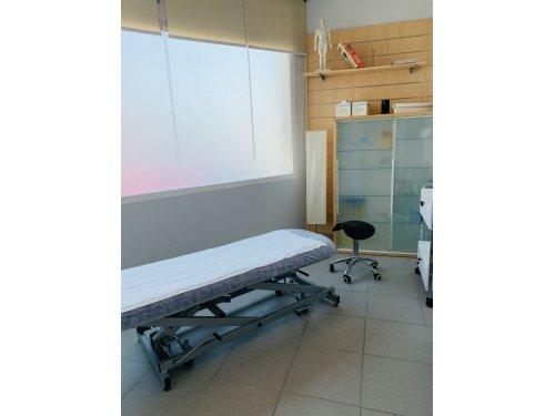 Cabina fisioterapia