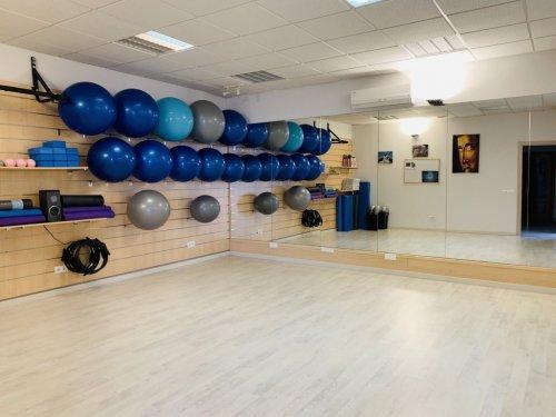Sala de Yoga y Pilates