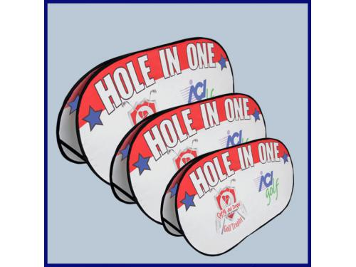 Comprar Golf banner o pop up baratos