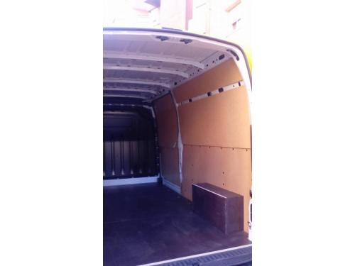 forrado interior furgonetas