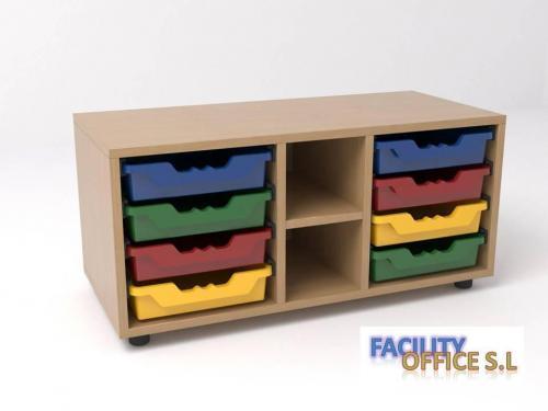 mobiliario escolar y guarderia