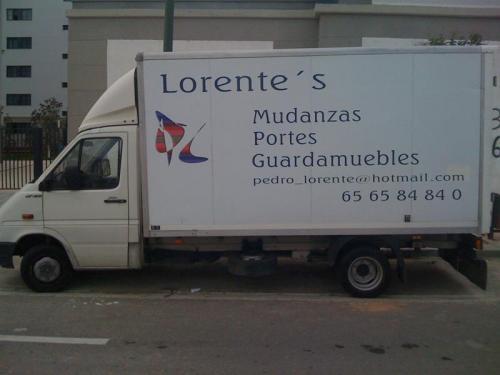 Mudanzas Pedro Lorente Medrano