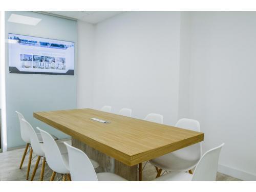 sala de reuniones azca business center
