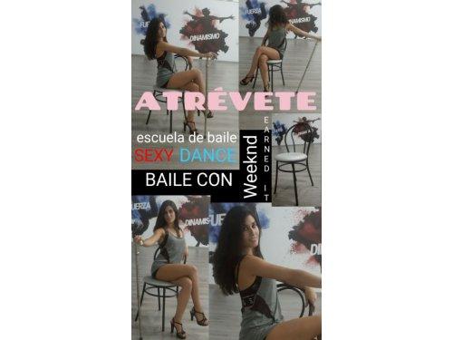Clases Adulto Baile con silla Atrévete Escuela de baile