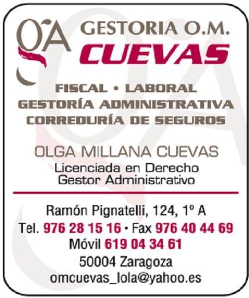 Gestoría Administrativa Cuevas