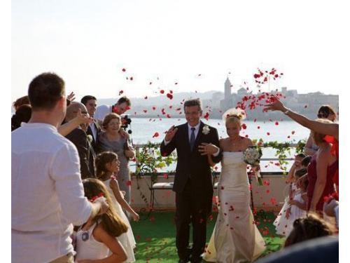 Ceremonias con increibles vistas