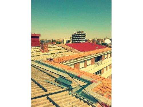 tejados manchegos
