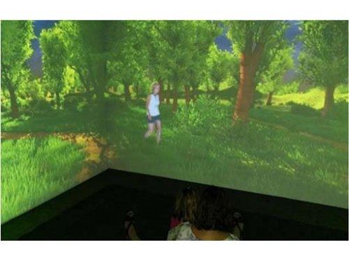 Entorno virtual T-Room