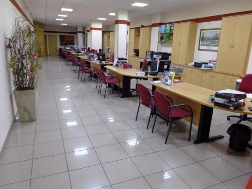 Vista completa de nuestra oficina