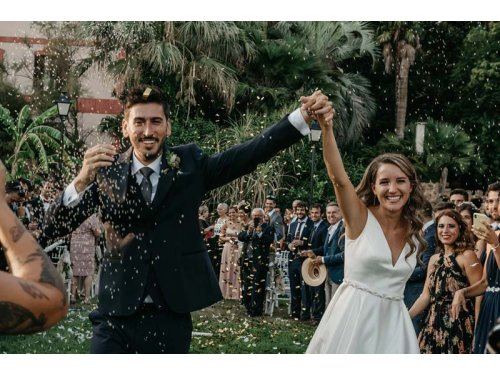 Fotografía de bodas en Tarragona, Hotel Villa Retiro