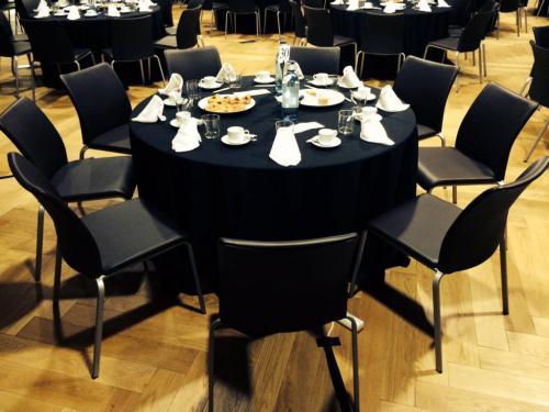 Grupo Nuria Colectividades, catering para eventos y colectividades en Madrid